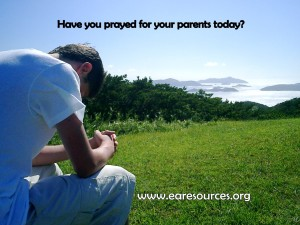 Pray for parents#2